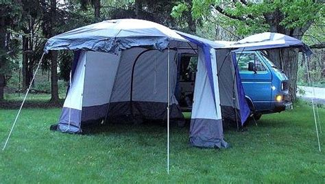 van tent awning add a room shelters busdepot com awning and rear hatch
