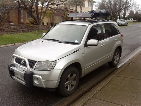 Suzuki Grand Vitara Roof Racks 06zukigv 2006 Suzuki Grand Vitara Specs Photos