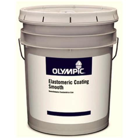 5 gallon white exterior paint shop olympic 5 gallon exterior flat white base paint