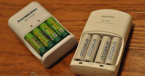 best rechargeable batteries aa rechargeable battery shootout energizer powergenix
