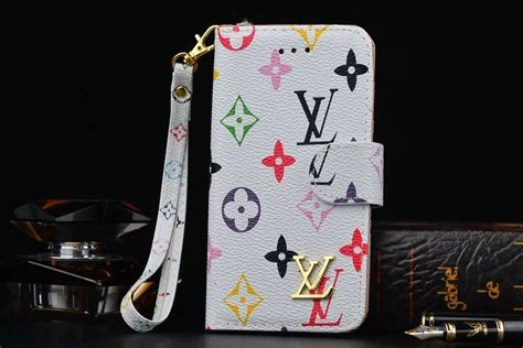 louis vuitton leather wallet phone case cover  samsung