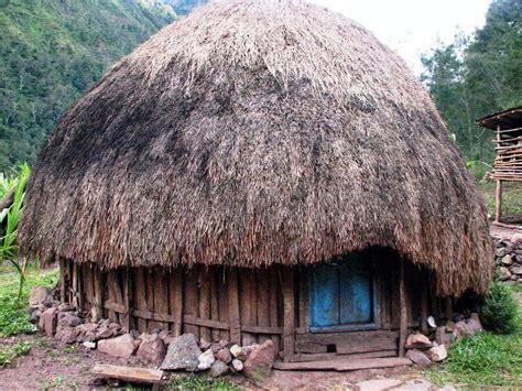 cara membuat rumah adat papua miniatur ツ 12 gambar desain rumah adat papua timur dan barat