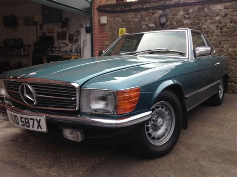 mercedes sales by country 1982 mercedes 500sl country classic cars
