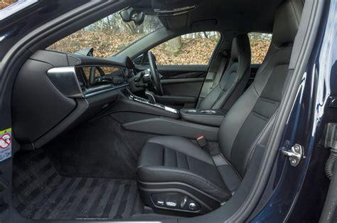 porsche panamera inside porsche panamera review 2017 autocar