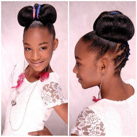 ribbon hairstyles adorable ribbon hairstyles for black afrocosmopolitan