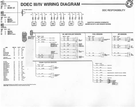 ddec ii wiring diagram efcaviation