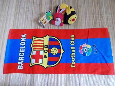 Handuk Arsenal handuk bola barcelona uk kecil jual baju renang anak grosir baju renang anak supplier baju