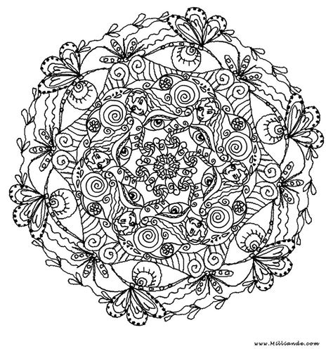 mandalas coloring pages free printable mandala coloring pages printable az coloring pages