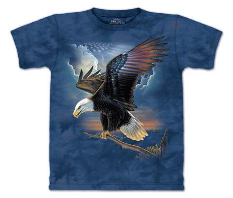 Eagle T Shirt patriotic eagle t shirt