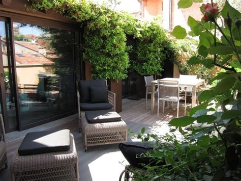 terrazzi giardino terrazze e giardini mobili da giardino piante per