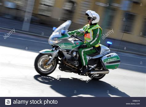 Berlin Motorrad by Motorcycle Berlin Police Stockfotos Motorcycle Berlin