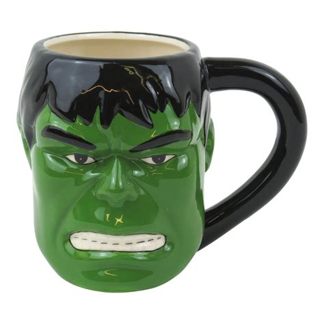 Mug Keramik Ceramic Marvel Original 3d shaped mug ceramic coffee tea cup