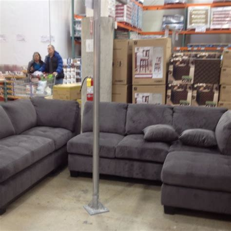 Gray Sectional Costco by Costco Sectional 3 Gray For The Home
