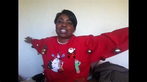 how to make a light up christmas sweater diy how to make an ugly christmas sweater in 5 min youtube