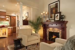Slatted Room Divider Fireplace Ideas Traditional Family Room Minneapolis