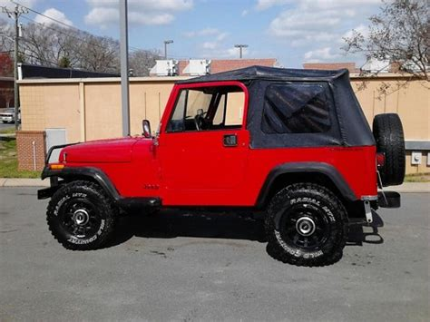 1990 Jeep Wrangler Accessories 1990 Jeep Wrangler Yj 4 500 Possible Trade 100477979