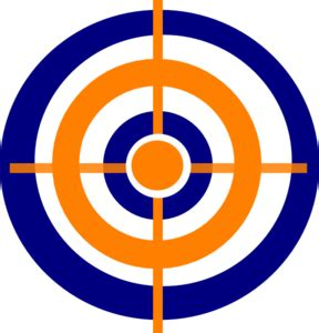 free printable nerf targets image result for nerf clip art pinteres