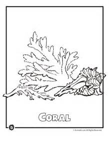 coral reef coloring page coral coloring pages and printable coloring templates
