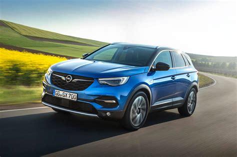 Www Opel by Opel Grandland X Modellbeschreibung Inkl Daten Bilder