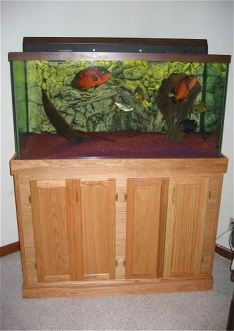 aquarium design homemade build an aquarium stand for the home pinterest