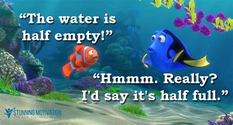 film it s in the water 13 best finding nemo and finding dory quotes that inspire you