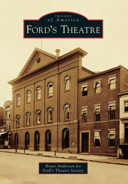 fords theatre washington dc images  america series
