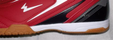 Sepatu Futsal Eagle New Ventura toko jual sepatu futsal original murah merah gelap hitam putih