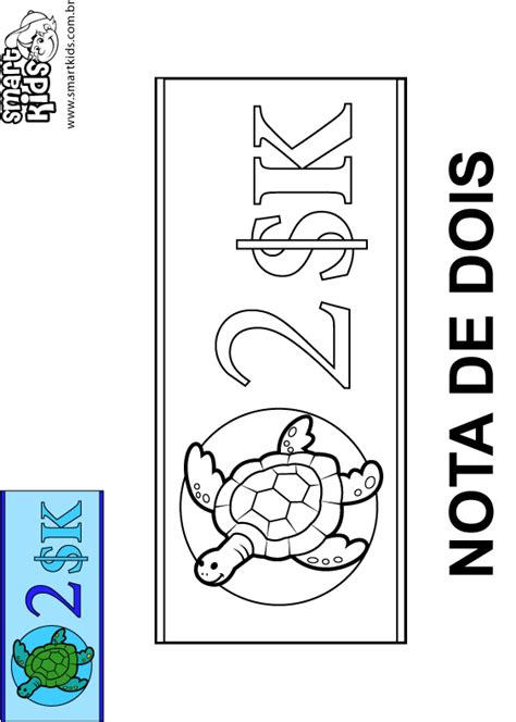 bordes para notitas colouring pages colorir desenho nota de dois desenhos para colorir