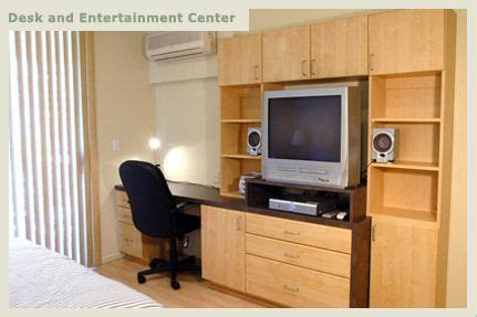 Desk And Entertainment Center by Desk And Entertainment Center Den Dressing Room Office
