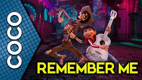 Coco Song Remember Me | coco remember me for best original song zoomzee