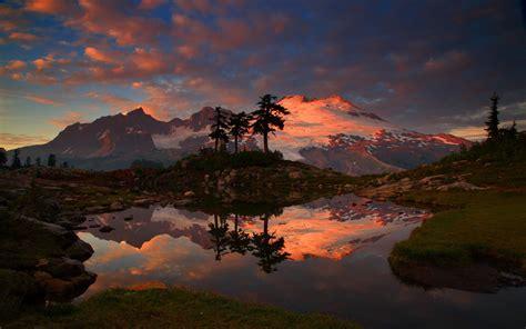 imagenes de paisajes naturales increibles reflection full hd wallpaper and background 1920x1200