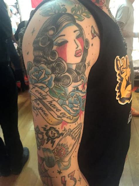 joker tattoo belfast northern ireland tattoo convention 21 snaps of the most