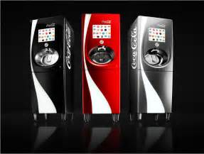 Coca Cola Freestyle Vending Machine For Sale