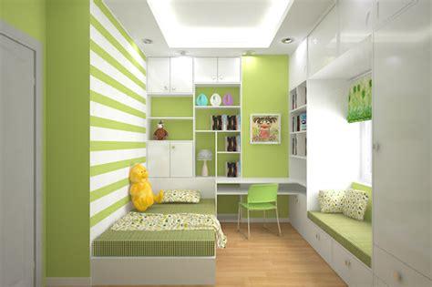 Tenda Anak Ukuran Kecil desain gambar kamar tidur minimalis