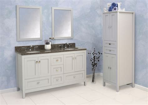 shaker bathroom cabinets