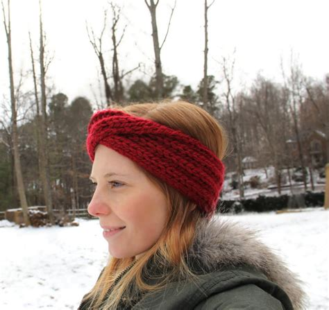 knit turban headband how to knit a headband 29 free patterns guide patterns