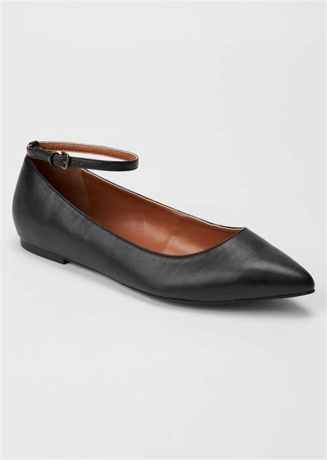 gap flat shoes gap solid ankle ballet flats shoes shop it to me