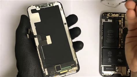 how to replace iphone x lcd glass screen lcd replacement