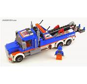 LEGO City 2014 Monster Truck &amp Tow Set Reviews