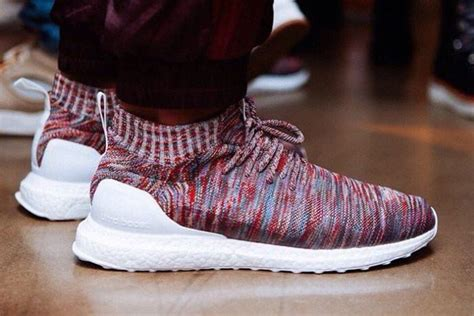 D317 Adidas Consortium X Kith Ultra Boost Mid Kode Rr317 ronnie fieg x adidas ultra boost mid preview le site