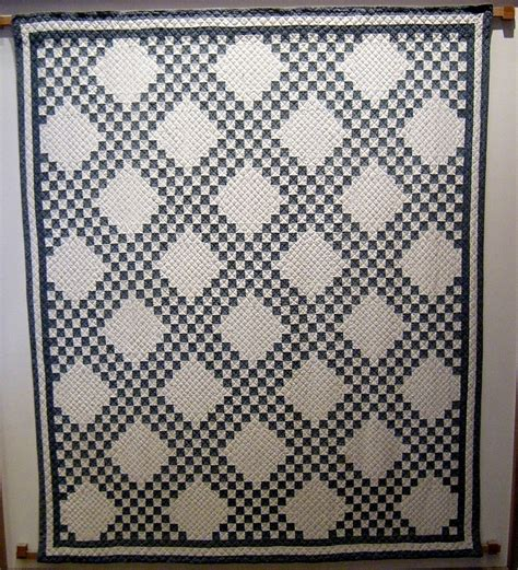 quilt pattern blue and white the mathematical tourist block patterns in blue and white