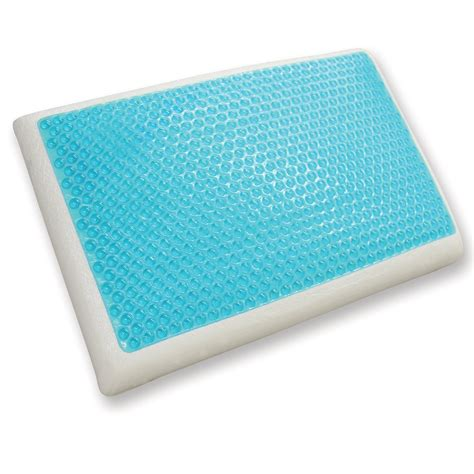 classic brands cool gel memory foam pillow review