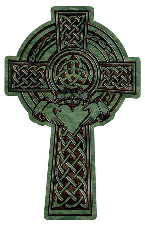 ancient celtic cross art clipart best