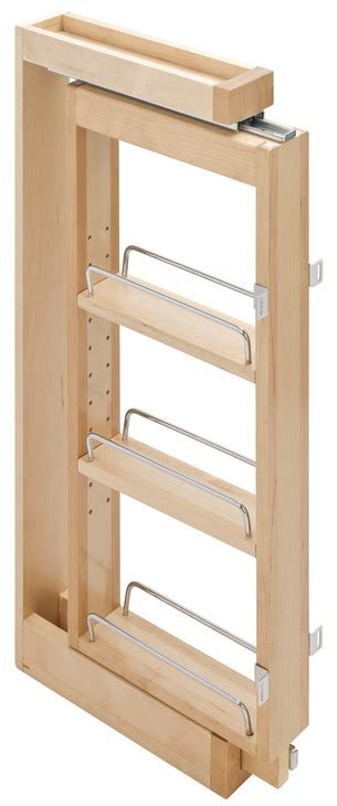 k chenschrank pull out spice rack wall filler pull out in the h 228 fele america shop