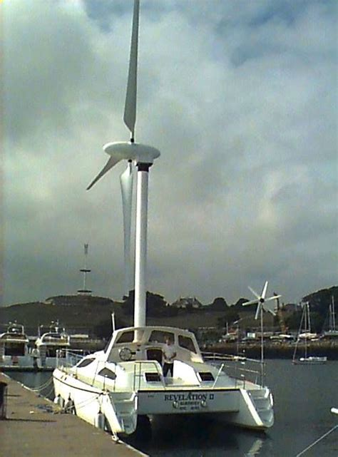 boat wind turbine 17 best images about wind turbine powered vehicles on