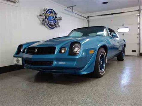 1979 chevy z28 camaro for sale 1979 chevrolet camaro for sale on classiccars 27