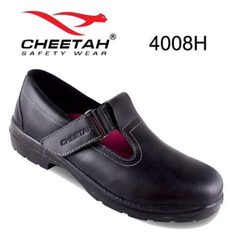 Sepatu Safety Wanita jual sepatu safety shoes cheetah 4008h untuk wanita sim