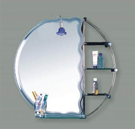 25 cool bathroom mirrors design swan