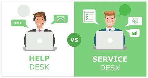 service desk vs help desk блог компании deskun рубрика pvsm ru