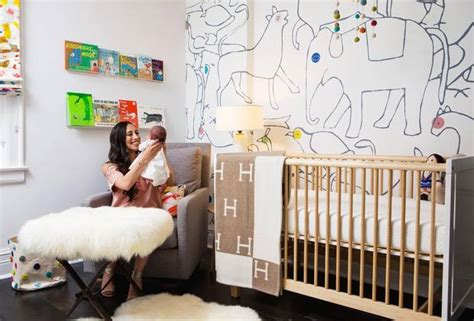 Nursery Decor Toronto Nursery Dreamin Check Out Burstyn Fritz S Space For New One The Globe And Mail